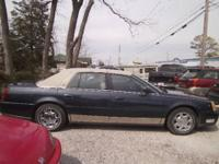 I have a 2001 Cadillac Sedan Deville w/ the Northstar