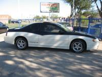 Options Included: N/AThe 2001 Chevrolet Monte Carlo