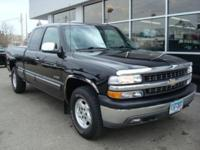 Options Included: N/A01 Chevy LT with a 5.3L V8 and