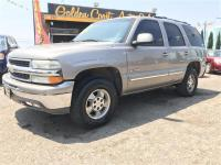 Options:  2001 Chevrolet Tahoe Lt|Pwtr|Buy Here Pay