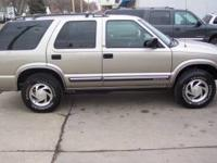 2001 Chevy Blazer LT Leather Cleanest One Around. Only