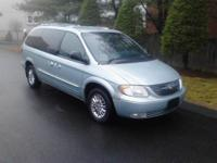 Selling my 2001 Chrysler Town & Country Limited AWD