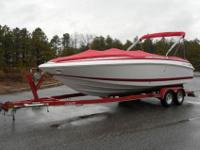 Used boat in excellent condition. Has 880 hours on