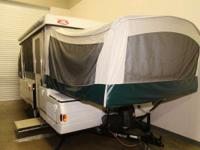 2001 Coleman Camping Trailers Cheyenne 2001 Coleman
