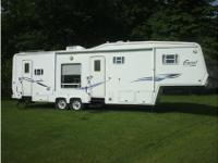 2001 Excel - Peterson Other, Trailer has 2 entryway