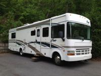 2001 Fleetwood Flair 34D (PA) - $25,900 Length: 34