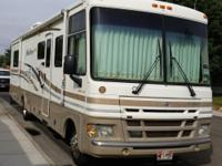 2001 Fleetwood Pace Arrow, Gas fuel, 47,182 miles,