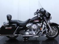 2001 FLHT Electra Glide Standard Begin with the steady,
