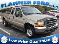 2001 Ford F-350SD Harvest Gold Clearcoat Metallic