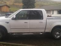I am offering my 2001 ford f150. this truck is in