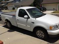 Selling my 2001 Ford 150 XLT. Car is located in Agoura