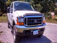 Make:  Ford Model:  F250 Year:  2001 Body Style: