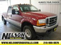 Options Included: N/AGreat big F-350 V8 Powerstroke