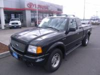 2001 Ford Ranger 4dr 4x4 Super Cab Our Location is:
