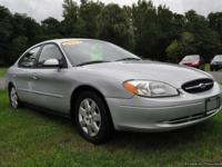2001 FORD TAURUS SES GREAT DRIVER! AUTOMATIC! V-6 -