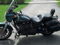 2001 Dyna FXDXT T-Sport. 31,000 miles on bike, but only