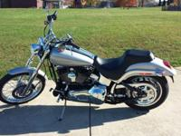 2001 softail deuce in near mint condition, garage kept