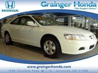 CARFAX 1-Owner, ONLY 66,645 Miles! EX trim. EPA 30 MPG