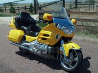 2001 Honda GL1800 Goldwing. 2001 Honda GL1800 Goldwing