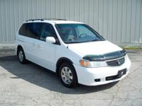 Options Included: N/AOdyssey EX and 4D Passenger Van.