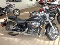 2001 Honda Shadow Ace 750 Deluxe Affordable cruiser!