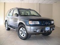 Options Included: Power Steering, Clock, Tachometer,