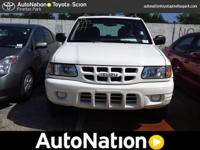 Look into this gently-used 2001 Isuzu Rodeo we recently