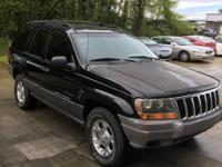 Here's a great deal on a 2001 Jeep Grand Cherokee! This