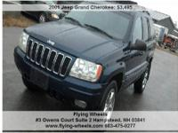 2001 Jeep Grand Cherokee LIMITED This is the best model