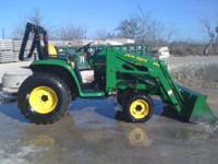Description Make: John Deere Year: 2001 John Deere 4200