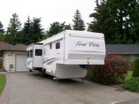 RV Type: Fifth Wheel Year: 2001 Make: KZ Model: New