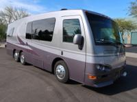 Here is a beautiful 2001 Newmar NewAire Class A Diesel