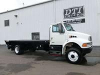 GVWR 8 000 Lbs. 2001 Sterling Trucks Acterra 2001