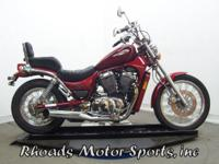 2001 Suzuki Intruder VS800 with 15,055 Miles. A good