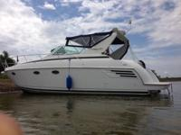 This 2001 Trojan has DOUBLE Mercruiser 454 Mag 375 HP