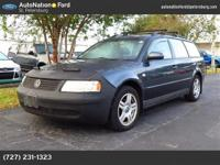 2001 Volkswagen Passat. Our Location is: Autoway Ford -