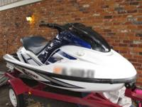 2001 Yamaha General Practitioner 1200R Waverunner