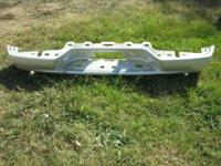 USED GOOD CONDITION OEM FACTORY REAR BUMPER COVER FOR