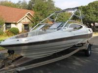 Type of Boat: Wakeboard Boat Year: 2002 Make: Regal