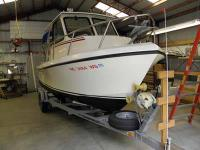 Type of Boat: Pilothouse Year: 2002 Make: Maycraft