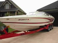 Type of Boat: Power Boat Year: 2002 Make: Formula