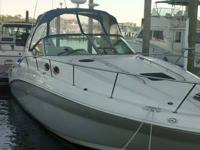 Type of Boat: Express Cruiser Year: 2002 Make: Sea Ray