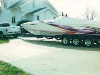 Type of Boat: Power Boat Year: 2002 Make: Sunsation
