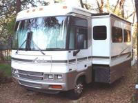 Type of RV: Class A - Gas Year: 2002 Make: Winnebago
