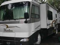 Type of RV: Class A Diesel Year: 2002 Make: Tiffin