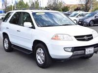 2002 Acura MDX 3.5L For Sale.Features:7 Speakers,AM/FM