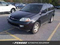 MDX trim. Sunroof, 3rd Row Seat, Heated Leather Seats,
