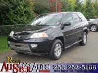Options:  2002 Acura Mdx Awd|The Carfax Buy Back