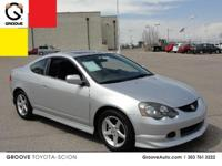 2002 ACURA RSX Front Wheel Drive, Tires - Front