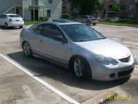 2002 Acura Rsx Type S- 6 speed- K20a2 Type S tuned